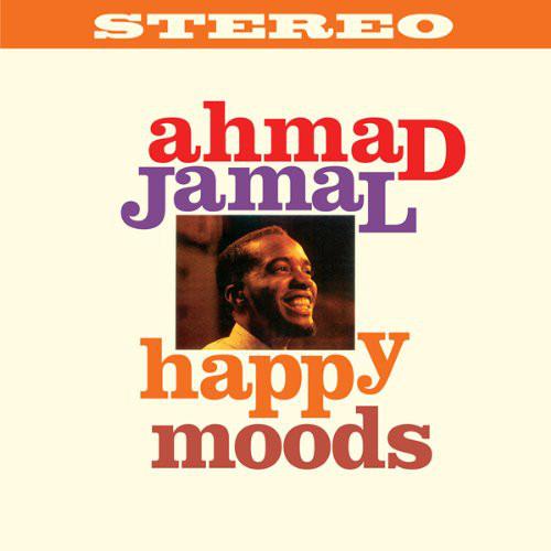 Ahmad Jamal Happy Moods Vinyl