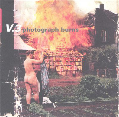 V.3 Photograph Burns Vinyl