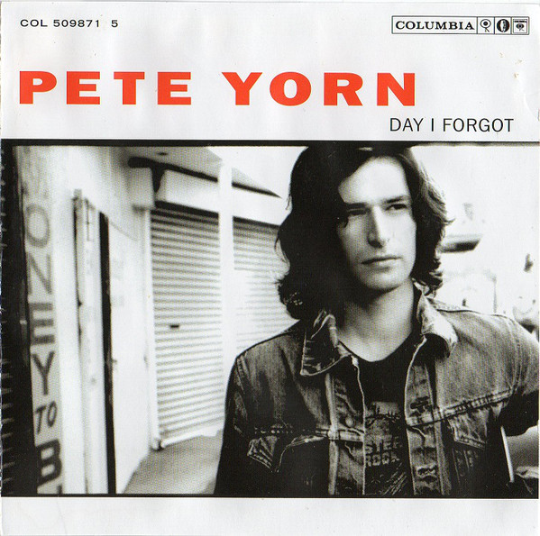 Yorn, Pete Day I Forgot Vinyl