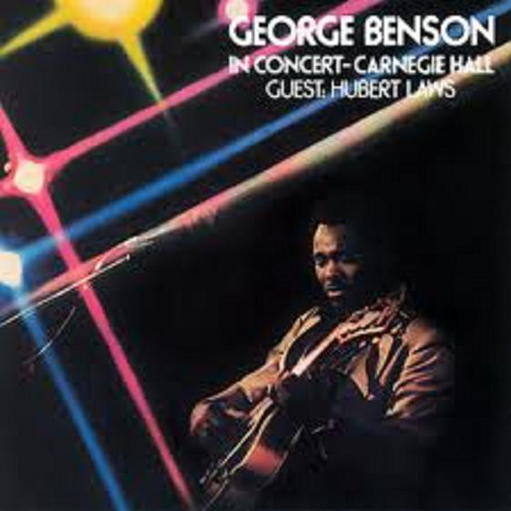 Benson, George In Concert - Carnegie Hall
