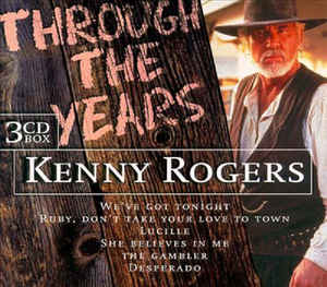 Rogers, Kenny Through The Years