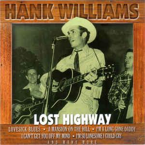 Williams, Hank Lost Highway Vinyl