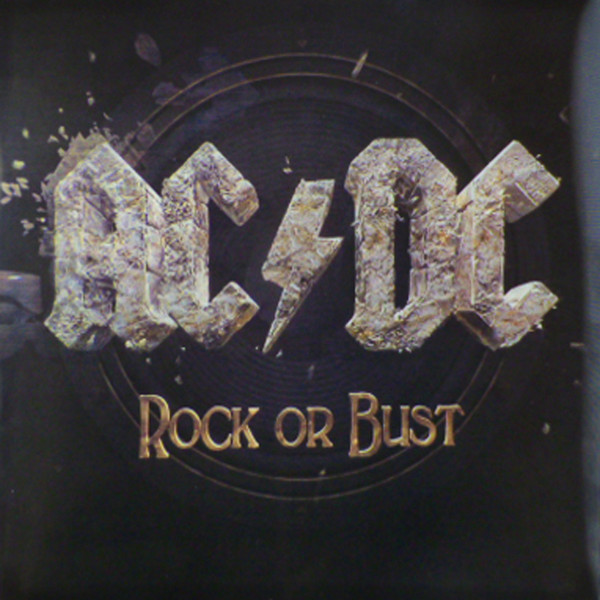 AC/DC Rock Or Bust Vinyl