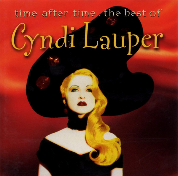 Lauper, Cyndi Time After Time - The Best Of Vinyl