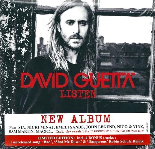 Guetta, David Listen