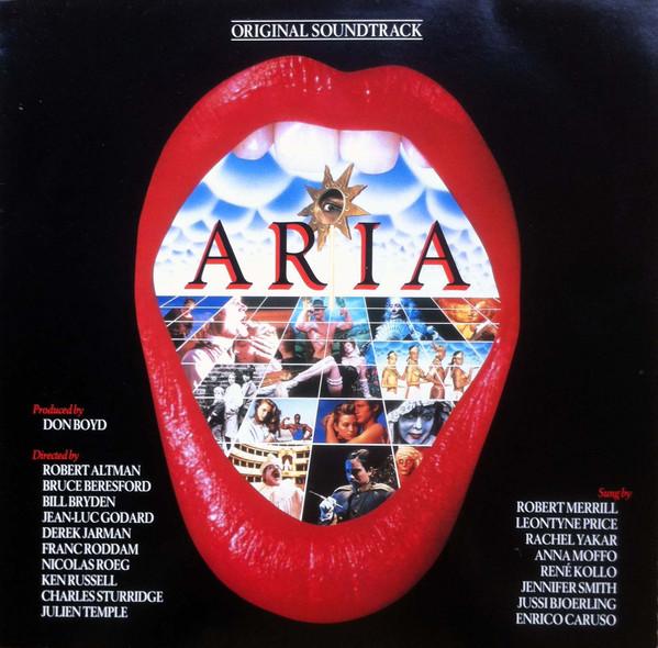 Soundtrack Aria - Original Soundtrack Vinyl