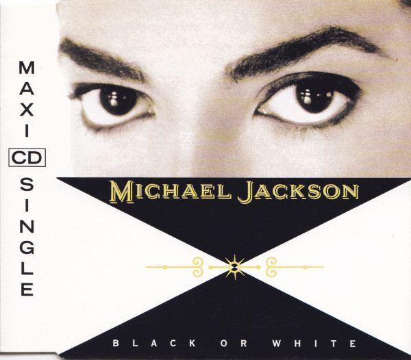 Jackson, Michael Black or White CD