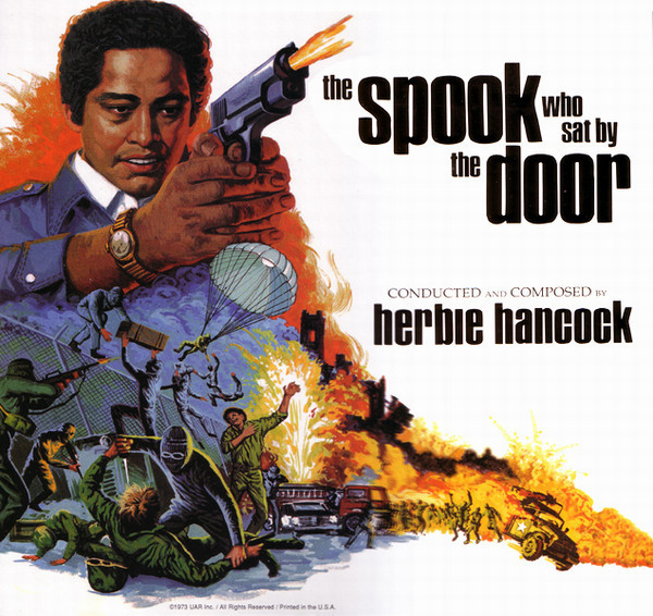 Hancock, Herbie The Spook Who Sat By The Door