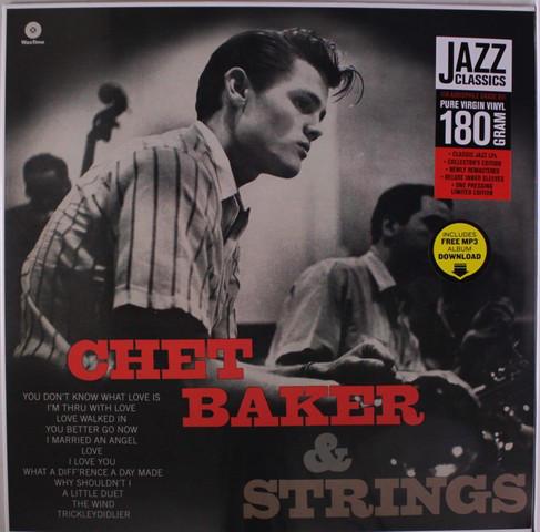 Chet Baker Chet Baker & Strings Vinyl