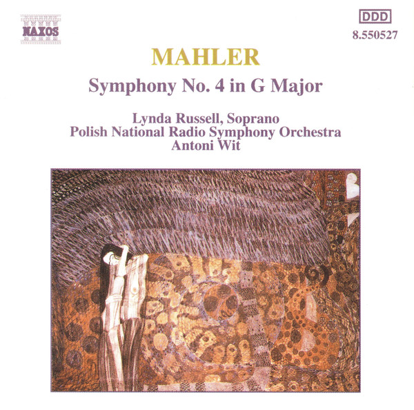 Mahler - Lynda Russell, Antoni Wit Symphony No. 4 in G major Vinyl