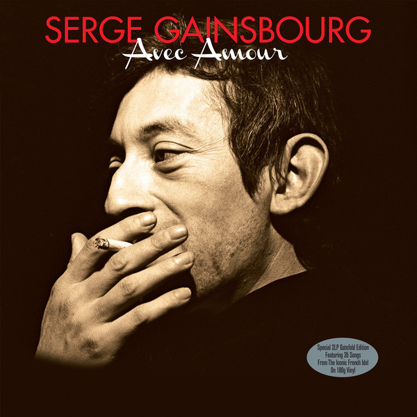 Gainsbourg, Serge Avec Amour