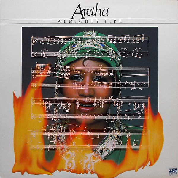 Franklin, Aretha Almighty Fire