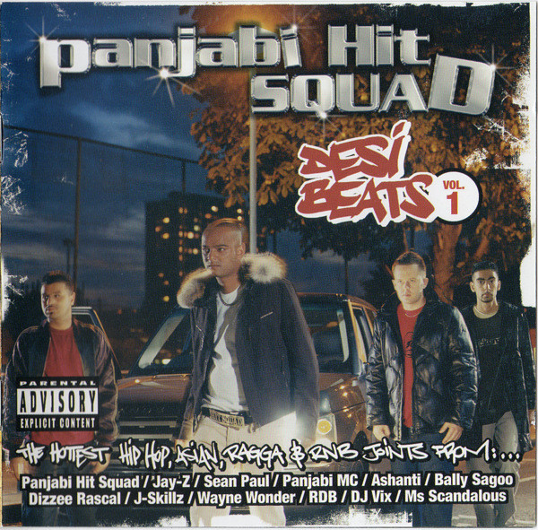 Panjabi Hit Squad Desi Beats Vol 1