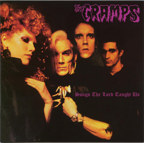 The Cramps Songs The Lord Taught Us Vinyl