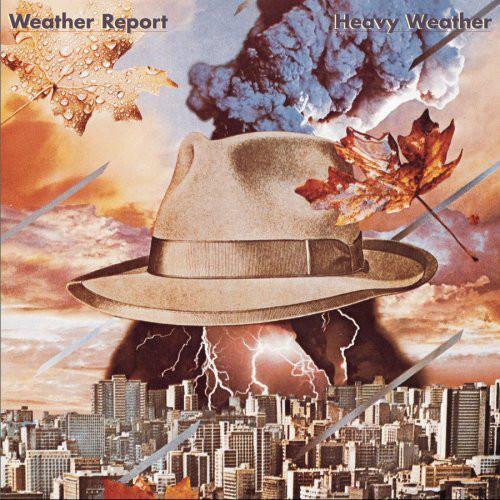 Weather Report Heavy Weather Vinyl