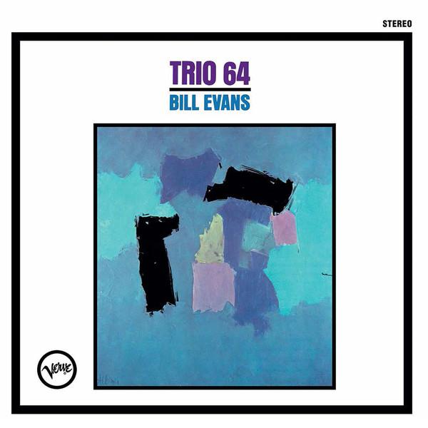 Bill Evans Trio 64 Vinyl
