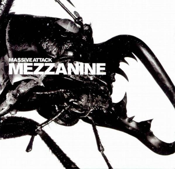 Massive Attack Mezzanine Vinyl