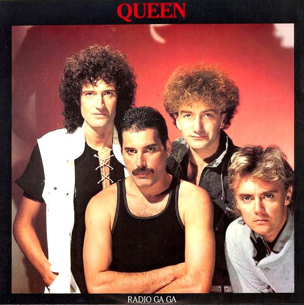 Queen Radio Ga Ga Vinyl