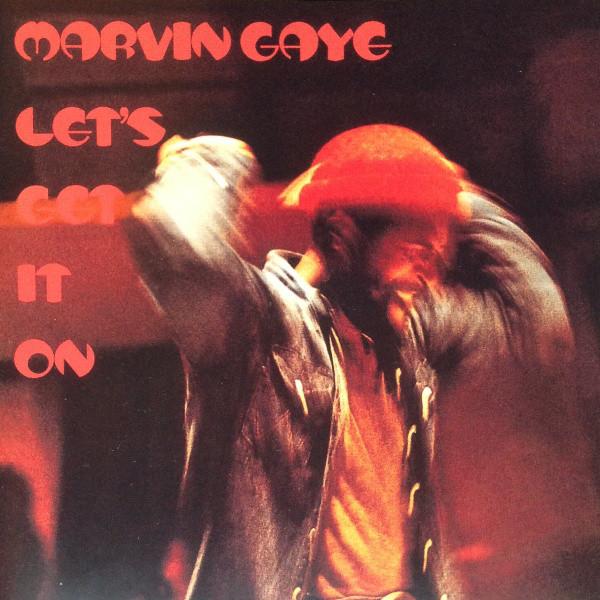 Gaye, Marvin Let's Get It On CD