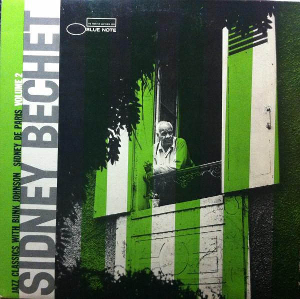 Bechet, Sidney Jazz Classics Volume 2 Vinyl