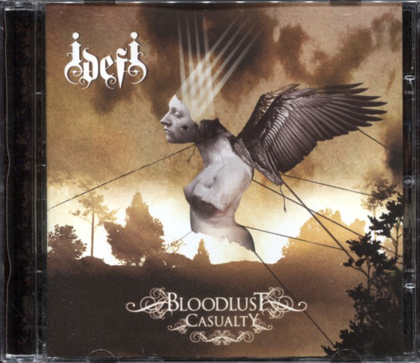 I-DEF-I Bloodlust Casualty CD
