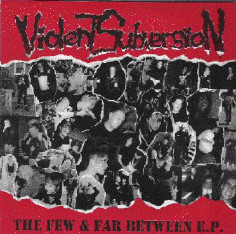 Violent Subversion The Few & Far Between E.P.