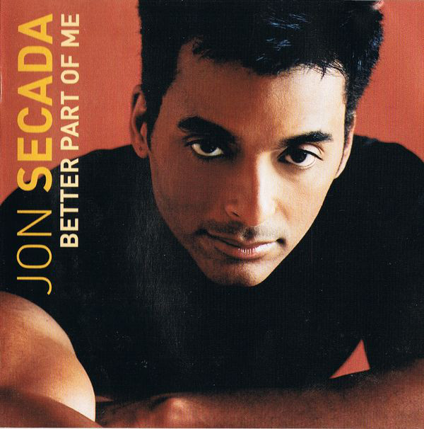 Secada, Jon Better Part Of Me CD