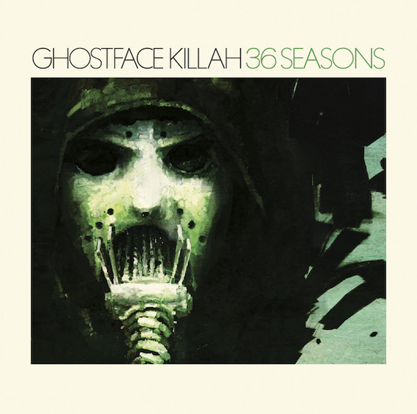 Ghostface Killah 36 Seasons Vinyl