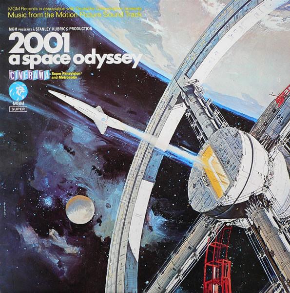 Various 2001 A Space Odyssey Vinyl