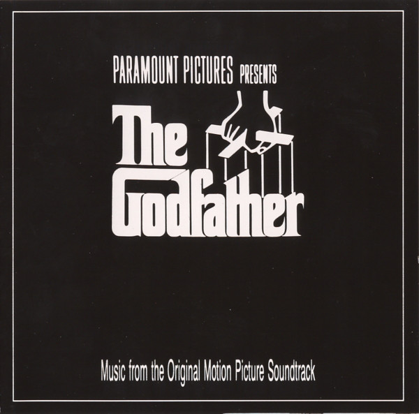 Nino Rota The Godfather - Music From The Original Motion Picture Soundtrack Vinyl