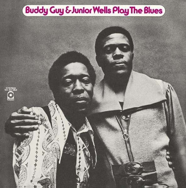 Guy, Buddy & Wells, Junior Play the Blues