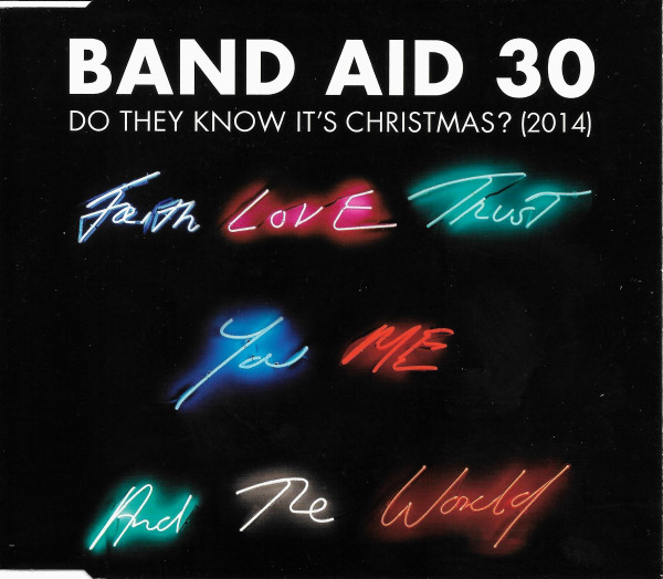 Band Aid 30 Do They Know It's Christmas? (2014)