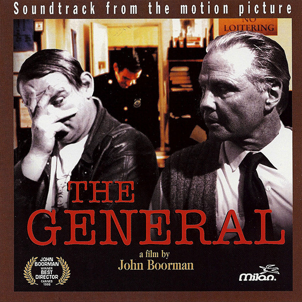 Richie Buckley The General (Music From The Soundtrack) Vinyl