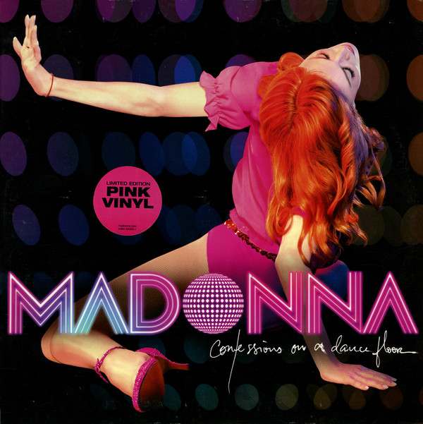 Madonna Cofessions On A Dancefloor