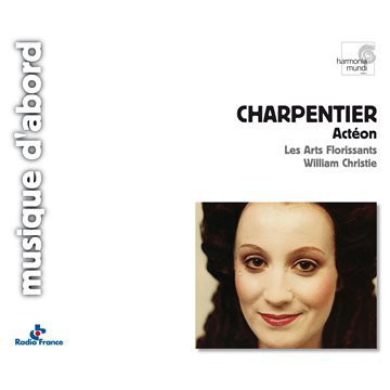 Charpentier - Les Arts Florissants, William Christie Actéon Vinyl
