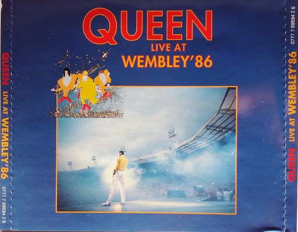 Queen Live At Wembley' 86