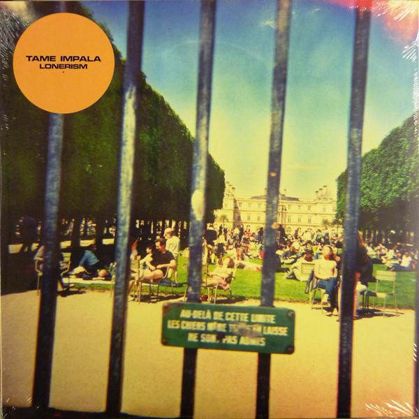 Tame Impala Lonerism Vinyl