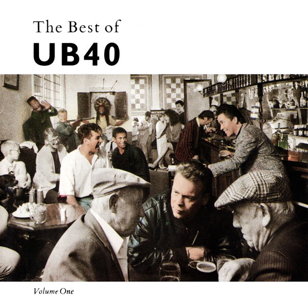 UB40 The Best Of UB40
