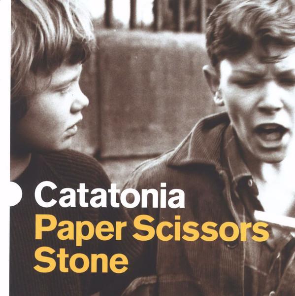 Catatonia Paper Scissors Stone CD