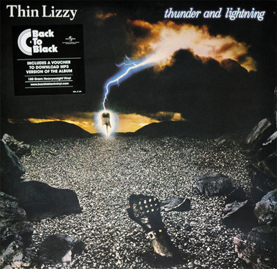 Thin Lizzy Thunder And Lightning