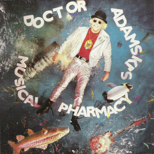 Adamski Doctor Adamski's Musical Pharmacy