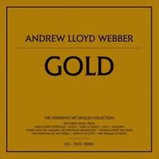 Webber, Andrew Lloyd Gold Vinyl
