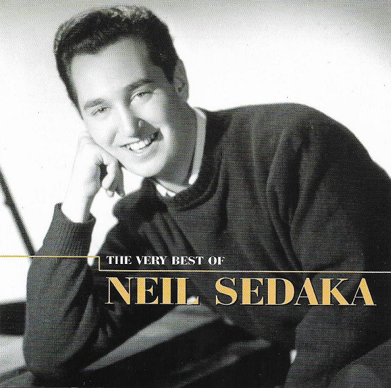 Sedaka, Neil The Very Best Of Neil Sedaka CD