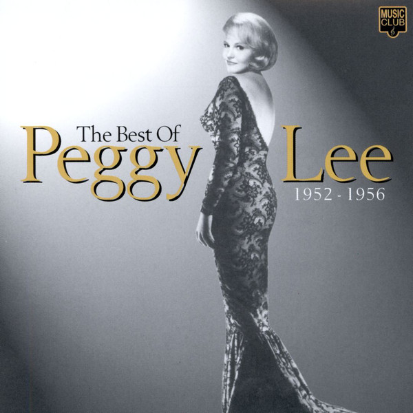 Lee, Peggy The Best Of Peggy Lee 1952-1956