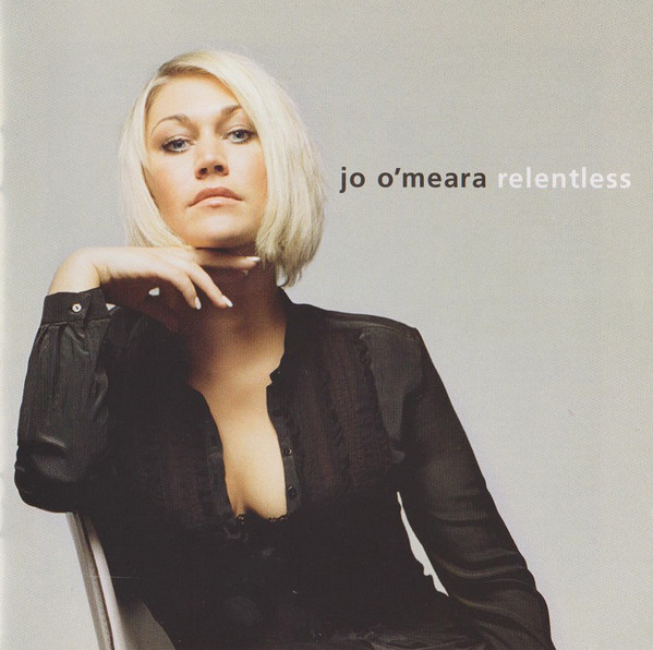O'Meara, Jo Relentless CD