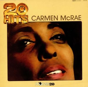 McRae, Carmen 20 Hits