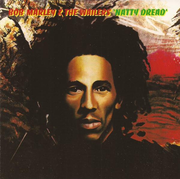 Bob Marley & The Wailers Natty Dread CD