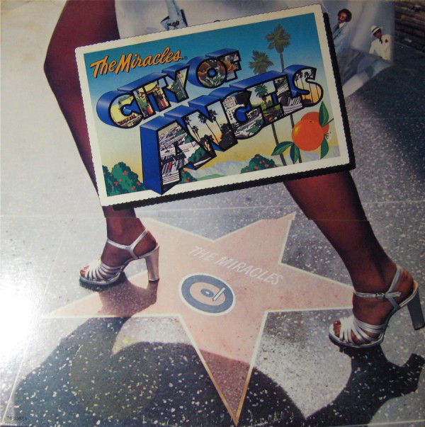 The Miracles City Of Angels Vinyl
