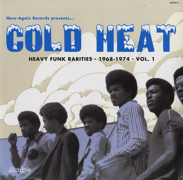 Various Cold Heat - Heavy Funk Rarities 1968-1974 Vol.1 Vinyl
