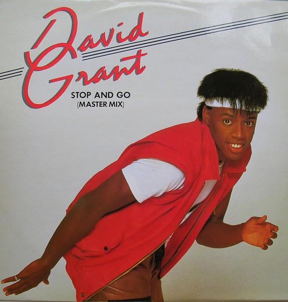 Grant, David Stop And Go (Master Mix) Vinyl